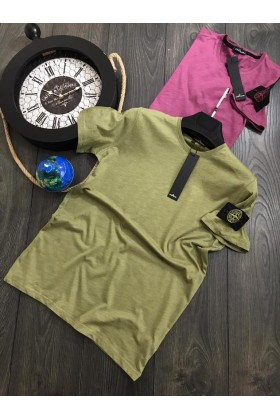 Мужская футболка Stone Island 02 - 5