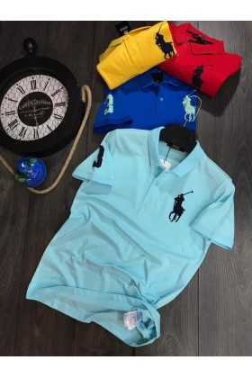 Мужская футболка POLO 10 - 6