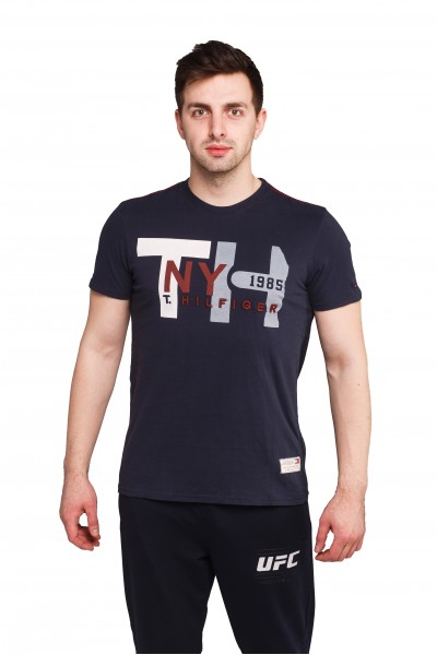 Мужская футболка Tommy Hilfiger 1852 - 2