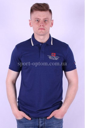 Мужские футболки Napapijri 1218 - 2
