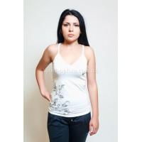 Женский спортивные футболки adidas 7105 - 1