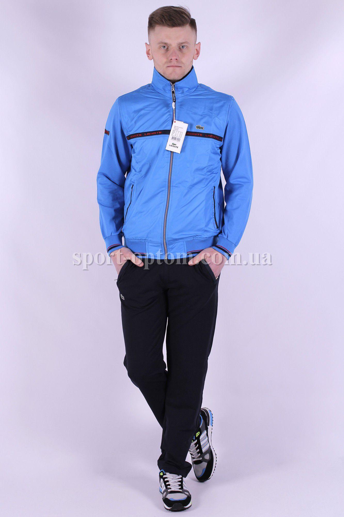 Купить оптом Мужской спортивный костюм LACOSTE 7280 турецкого ... f1fb2654b17