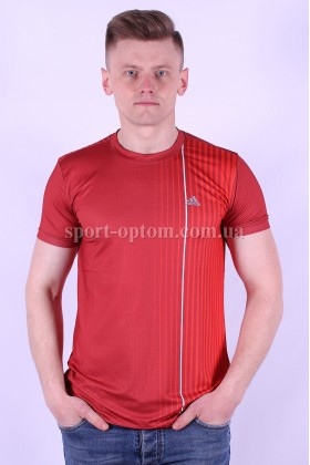 Мужские футболки Adidas 0730 - 2