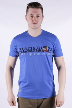 Мужская футболка Napapijri 21507-1