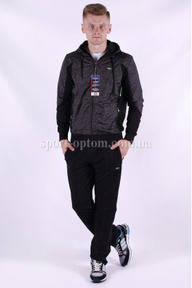 Мужской спортивный костюм Black Marlin 6672