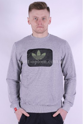 Мужской джемпер Adidas 0729 - 1