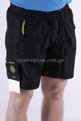 Мужские шорты STONE ISLAND - 0655