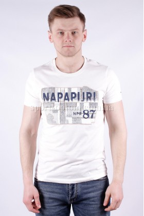 Мужские футболки Napapijri 11100