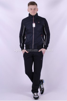 Мужской спортивный костюм Metca 2733