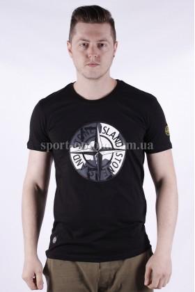 Мужская футболка STONE ISLAND 21509 - 1