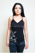 Женский спортивные футболки adidas 7105 - 2